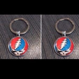 Grateful Dead Keychains 2/$20